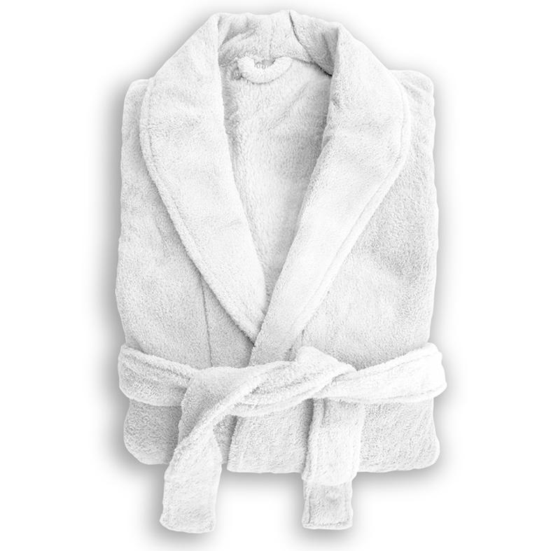 Microplush-Robe-White