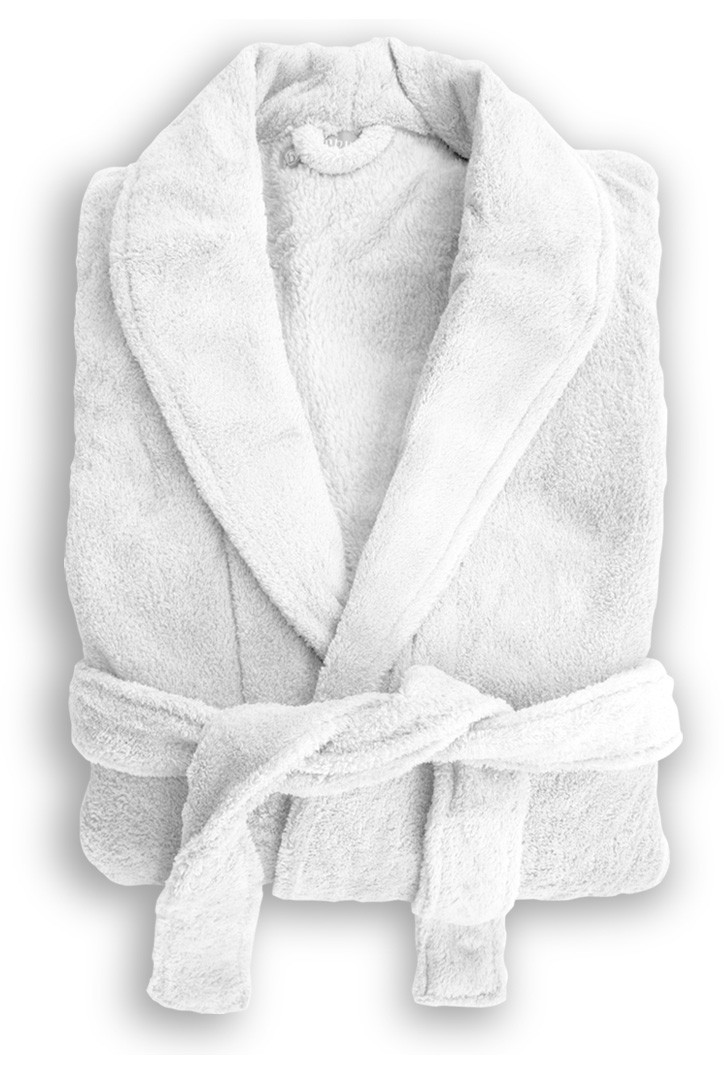Microplush Robe Marbret International