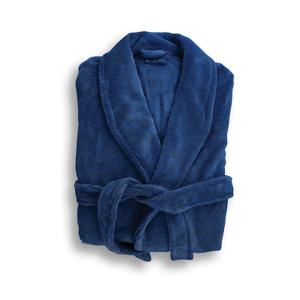 Microplush Robe Ultramarine