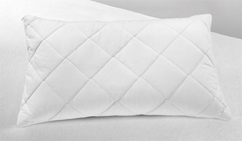 100% Cotton Quilted - Marbret International : quilted pillow protector - Adamdwight.com