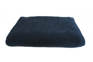 NAVY-LARGE-TOWEL
