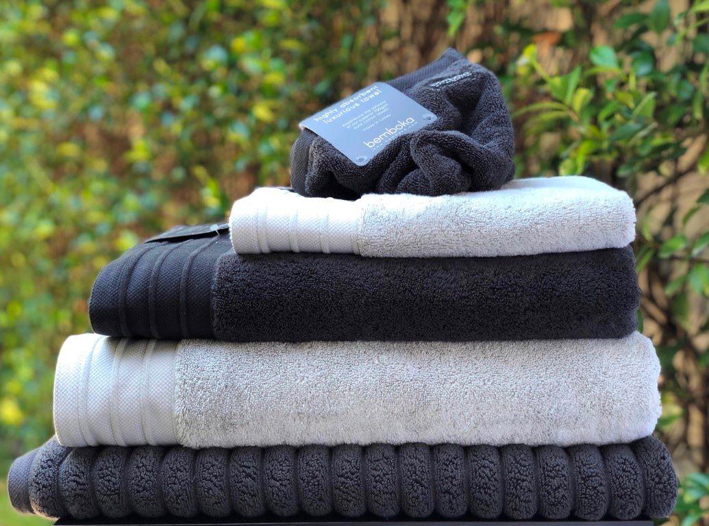 bemboka-Luxe towel stack