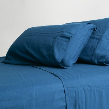 flannelette-set-bed-ink-blue