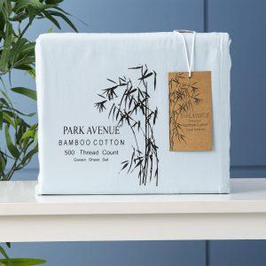 park-avenue-bamboo-sheet-set-mid-blue